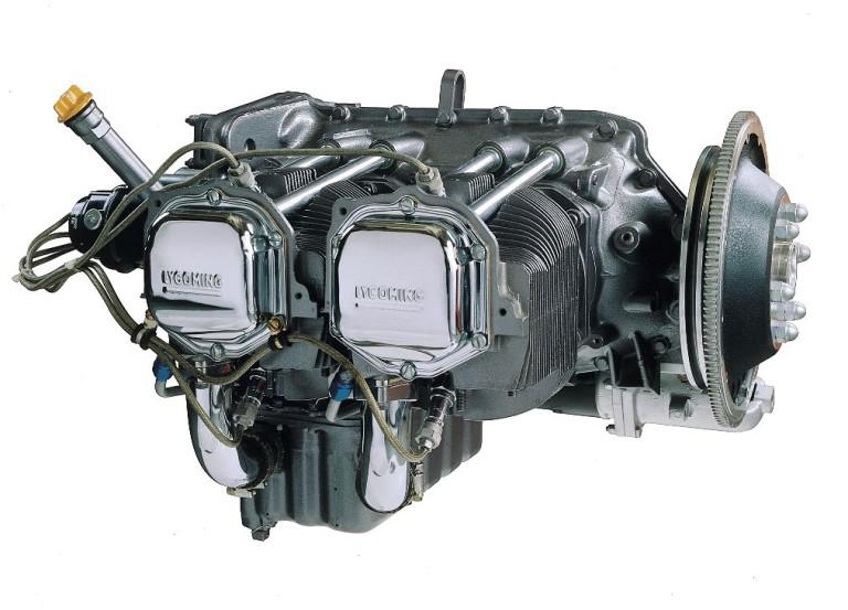 Motorbytte LN AGT